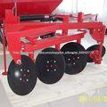 3 discos de arado reversible