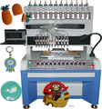 máquina de inyección de plástico automática