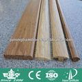 haute dureté à haute densité de matériaux de construction en bambou