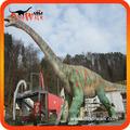 Las mejores réplicas científicas de dinosaurios lagarto del Turia
