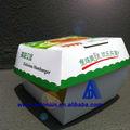 personalizado de alta calidad entrega caja de embalaje caja de embalaje de los productos