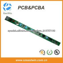 Pcba placa de circuito impreso de montaje smt pcba, led pcba