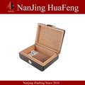 fuente de la fábrica de alta calidad de madera del cigarro caja