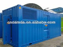 Mwm 1mw generador de gas de la planta de energía con el ce/iso aprobado generador de gas del fabricante