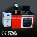 Cx-sd-50 más populares de tipo electrónico de alta precisión de componentes máquina de marcado láser