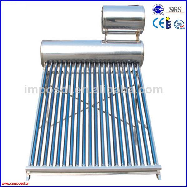 chauffe eau solaire de conception du réservoir Fabrication Les fabricants, fournisseurs, exportateurs, grossistes