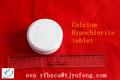 Hipoclorito de calcio en el proceso de sodio-- 65% granular