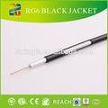 Fabricante de cable coaxial de la cobertura rg6 cable commscope rg6 cable