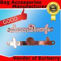 logo bolsa de accesorios metálicos para marroquinería
