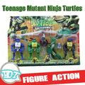 nuevo teenage mutant ninja turtles juguetes figura de acción de juguete