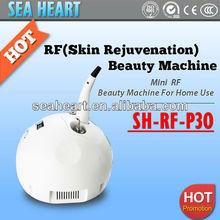 rf rejuvenecimiento de la piel eliminación de arrugas portátil rf