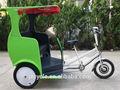 triciclo motorizado com assistência elétrica