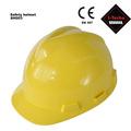 Casco de seguridad industrial de alta calidad abs/cáscara de polietileno de alta