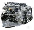 Zd30 nissan motor turbo diesel common rail de tipo para la luz camiones, autobús, suv