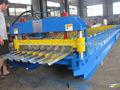 R101 para techos hoja roll que forma la máquina