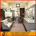 Elegante pintura do cozimento da loja de óptica decoração( direto do fabricante)