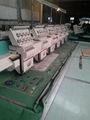 usado máquina de bordar tajima