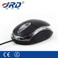 con conexión de cable del ratón usb optical mouse para computadoras de escritorio del ordenador portátil