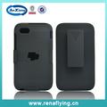nueva llegada del teléfono móvil de accesorios funda combinado de la cubierta para blackberry q5