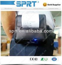 deslizamiento de la impresora terminales android de la tarjeta de la máquina impresora móvil de la impresora de fotos