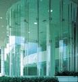 alta qualidade 12mm painéis de vidro tamanhos padrão