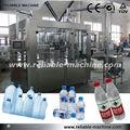 beber água máquina de enchimento de água mineral em automático