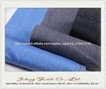 Tela de mezclilla de algodón 100% para los hombres, las mujeres usan.