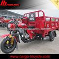 HUJU 150cc três rodas scooter 150cc / triciclo de carga bicicleta / moto triciclo