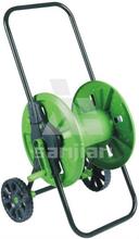 "5/8"" 2 ruedas de automóviles de plástico mini jardín de agua de la manguera del carrete carrito sj1133a"