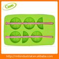 Molde de silicona para tartas y helados
