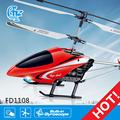 directa de la fábrica grande fd1108 helicóptero de control remoto de china