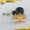 5v válvula de solenoide controla la válvula de agua 1 pulgadas