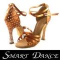 Zapatos de la boda de diamante de color personalizadas salón latino zapatos de línea zapatos de baile de cristal nueva venida