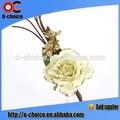 secas 2014 cortar flores de alta calidad de rosas blancas
