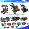 robin lavadora de alta presión eléctrica del motor lavadora de alta presión