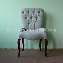 Venda quente antiga sala de jantar cadeiras louis cadeiras de sala de jantar mobília home cf-1963
