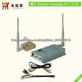 receptor de áudio transmissor de vídeo sem fio KD-508B
