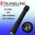 Radio de dos vías antena tk-378g antena portátil