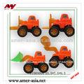 Mais vale a pena ter engenharia veículo brinquedos, quatro mista loja de caminhão, anfíbio veículos para venda