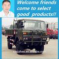 bajo precio de alta calidad 4x4 de camiones por carretera en turquía para la venta