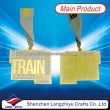 hot plástico venda direta da fábrica feita e medalha de troféu