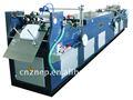 ZNTH-518A nueva máquina para hacer sobres encolado de banco