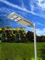 Soporte integrado de alta calidad solo Led alumbrado público Solar