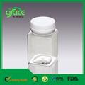 plastic bottle for capsules