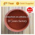 la fábrica tiene buen color rojo óxido de hierro precio