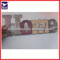letras de madera mdf para la decoración del hogar