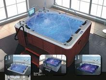 Spa-013 familia única de sexo gratis estados unidos baño masajeador mini japonés interior tina de agua caliente