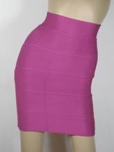 2014 púrpura falda espectáculo cadera HL120