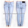 mujeres jeans ajustados(PJ1353-W)