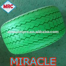Venta al por mayor de caucho natural de neumáticos de la motocicleta 4pr 18x8.50- 8 playa de neumáticos y llantas de arena